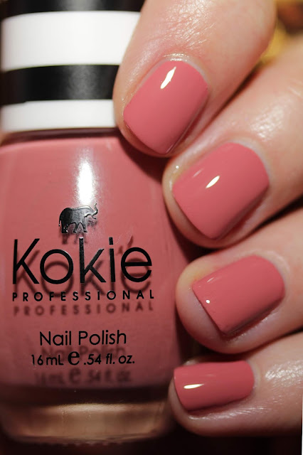 Kokie Cosmetics Chill Seeker swatch by Streets Ahead Style