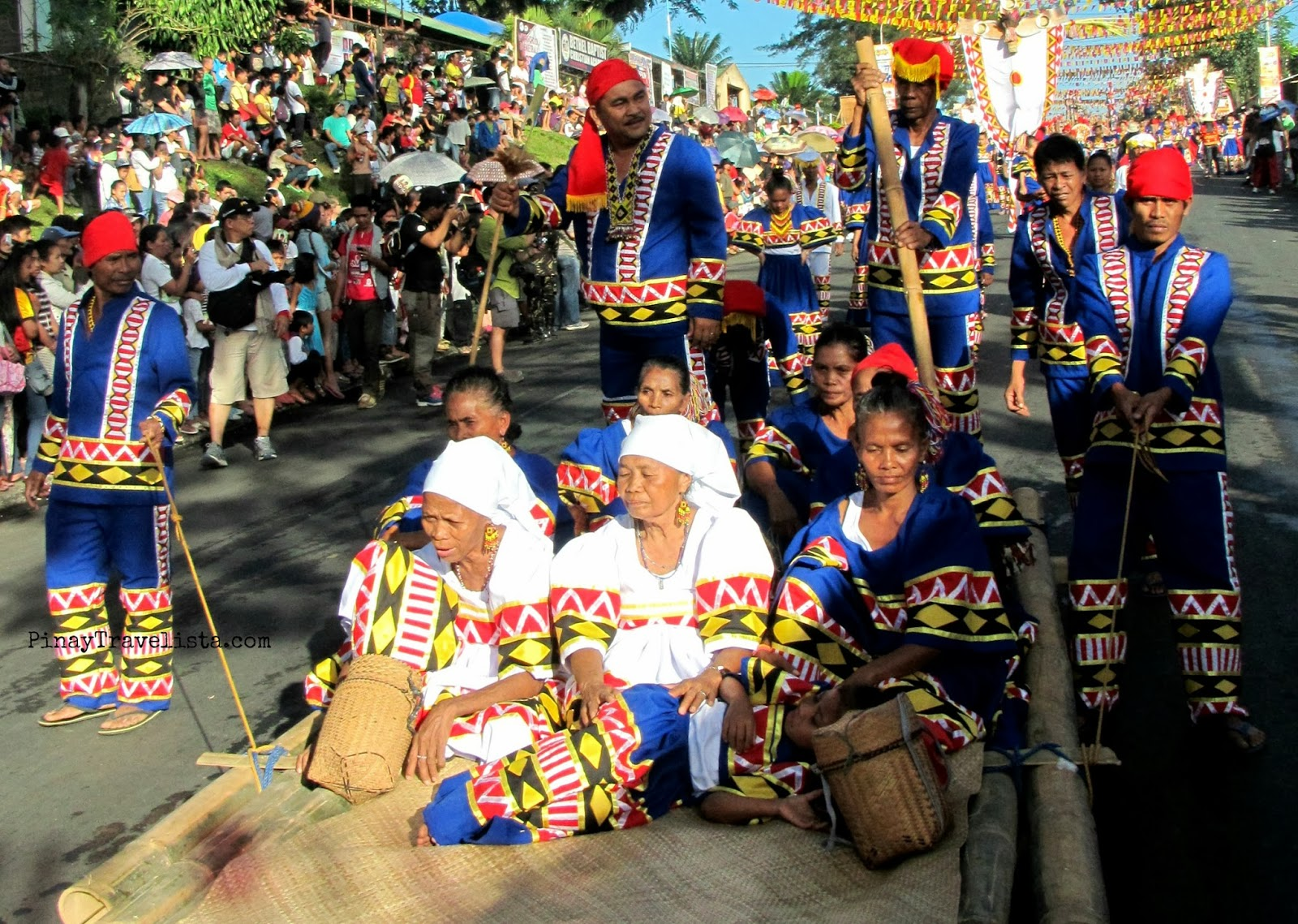 FESTIVALS | Tribal Dance in Colors at Kaamulan Festival 2013 - PINAY