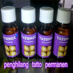 Tattonox Obat Penghilang Tatto Permanen