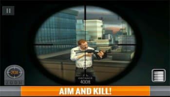 Sniper 3D Assassin مهكرة