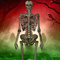 G2R  Horrify Skeleton Forest Escape