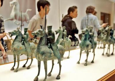 Temuan Baru Makam Kuno Milik Jenderal Dinasti Han