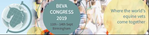 British Equine Veterinary Association Congress 2019