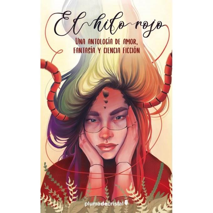 RESEÑA: El hilo rojo: una antología de amor, fantasía y ciencia ficción - VVAA