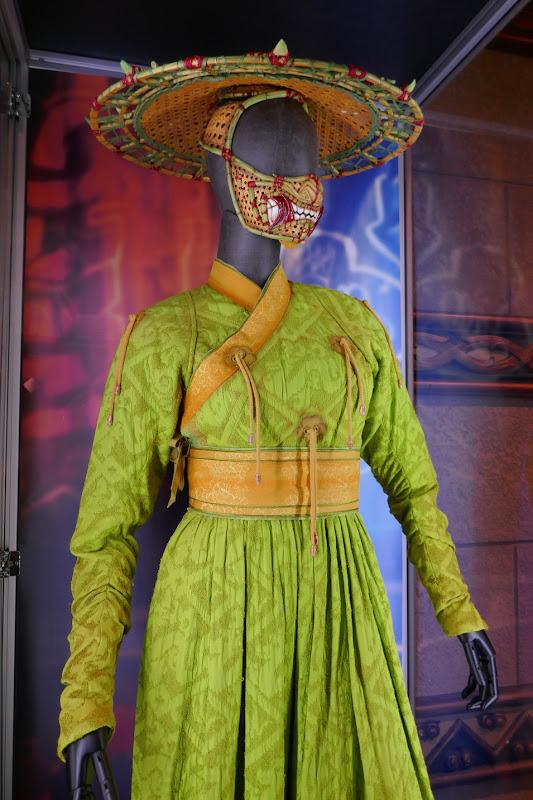 Shang-Chi Li costume