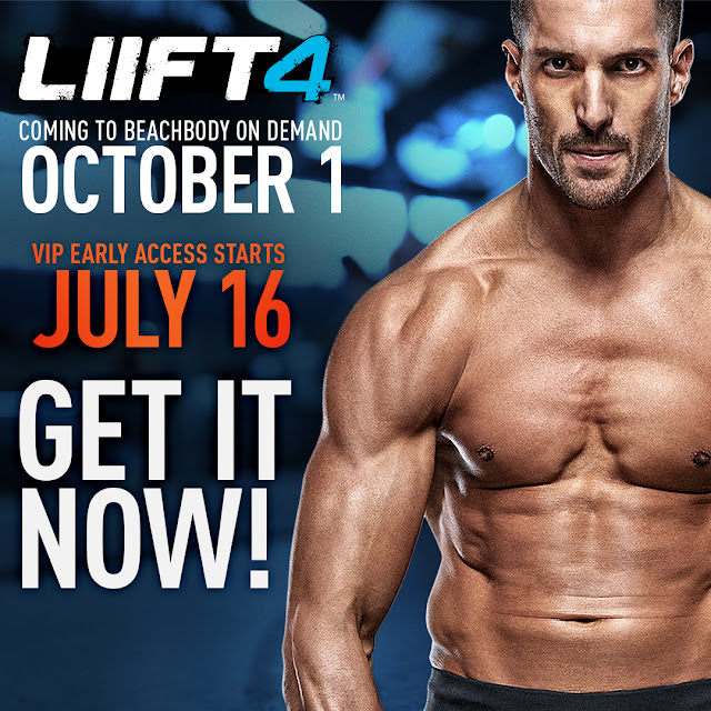 LIIFT4, LIIFT4 transformation, LIIFT4 coaches, LIIFT4 program, sarah griffith, uk beachbody coaching opportunity, HIIT training, Joel freeman program,