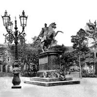 Primera Plaza Bolívar Inaugurada en Venezuela