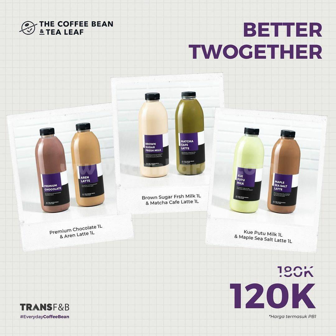 Promo The Coffee Bean 4 - 31 Januari 2021*
