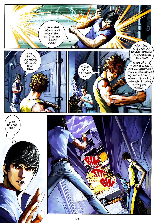 Quyền Đạo chapter 4 trang 24