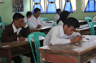 47 Warga Pelajar Ikuti UN