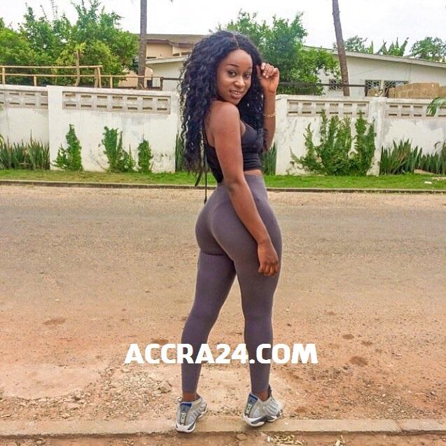 Ghana Women Nude 113