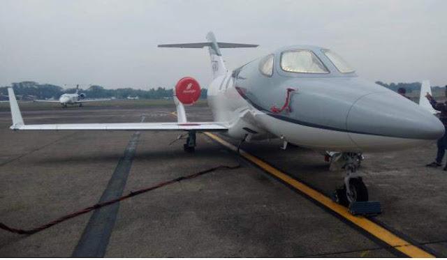 Pesawat_Jet_Honda
