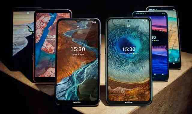 HMD Global unveils Nokia G20, G10, C20 and C10