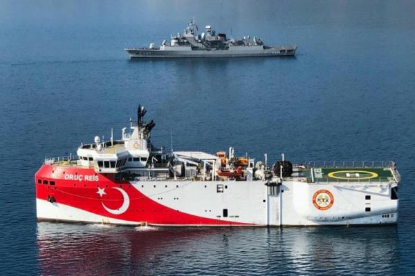 Ε.Ε: Εξαιρετικά ανησυχητικές οι εξελίξεις στην Ανατολική Μεσόγειο