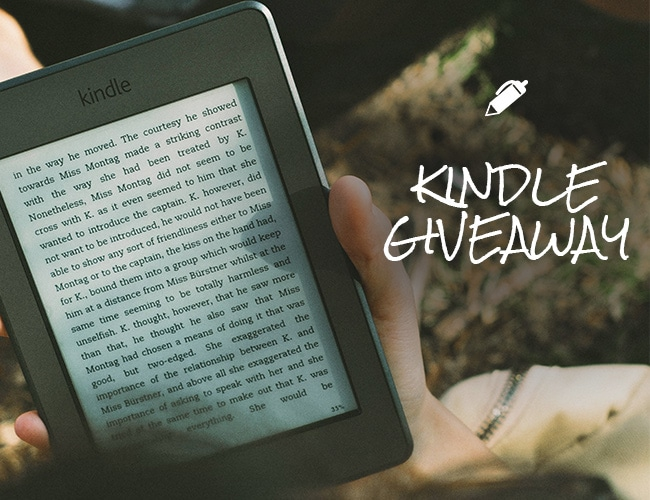 Kindle Paperwhite E-reader Giveaway (Worth Over : $129.99)
