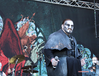 Powerwolf en Leyendas Del Rock