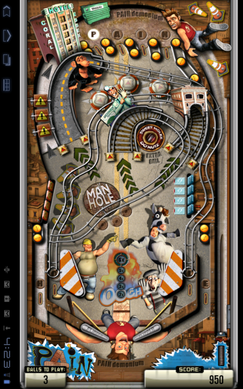 The Pinball Arcade Is On Its Way To The Windows 8 ... |Pinball Top View