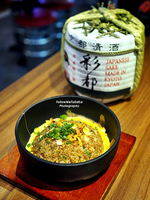 Teppan Garlic Fried Rice RM 11