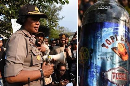 Beri Miras Ke Mahasiswa Papua, Kapolsek Sukajadi Dicopot