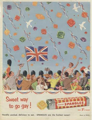 Spangles - A sweet way to go gay