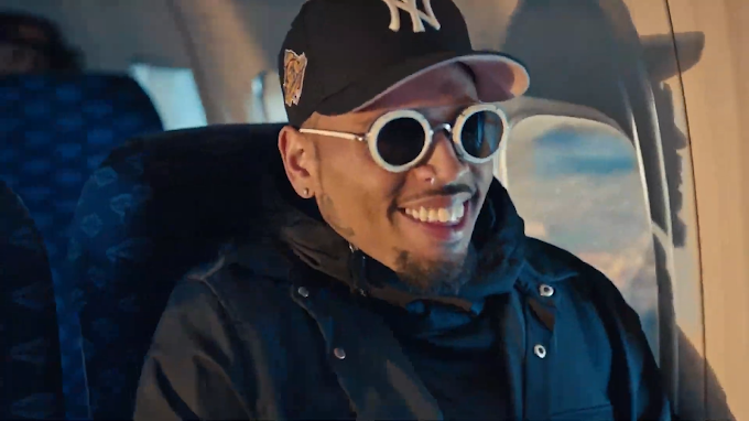 "Chris Brown Releases A New Music Video ""Go Crazy Remix"" With Lil Durk ,Future, Mulatto & Young Thug 