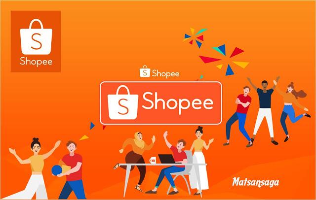 Shopee Marketplace Termurah Indonesia