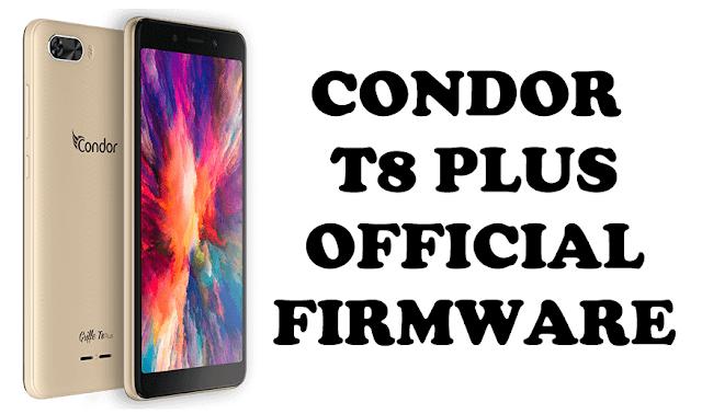 How To Flash Condor Griffe T8 Plus SP641 تفليش كوندور