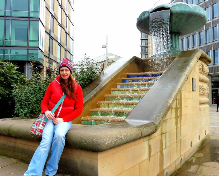 What I Wore: OOTD: Day In Sheffield