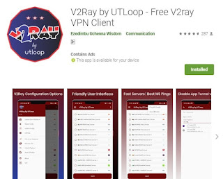 airtel unlimited free browsing v2ray