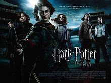 Harry Potter and the Goblet of Fire (information, story and response)