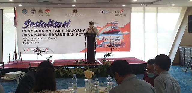 1 Oktober 2020 Penyesuaian Tarif Pelayanan Jasa Kapal Barang Dan Petikemas Jam 00 Akan Di Berlakukan