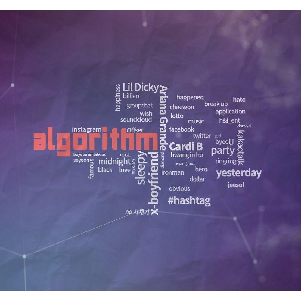 MIDNIGHT – Algorithm (Feat. SLEEPY) – Single