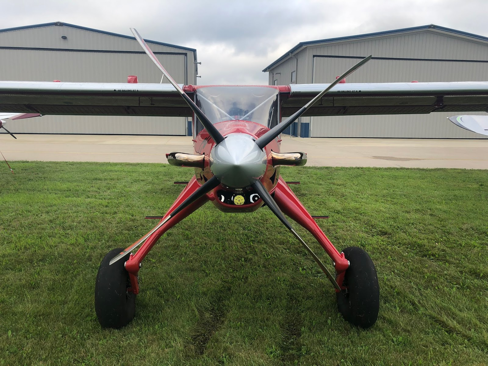 Cessnateur: Draco - Mike Patey's Incredible PZL-104 Turbine