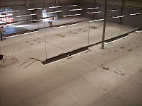 Concrete floor coatings, concrete repair