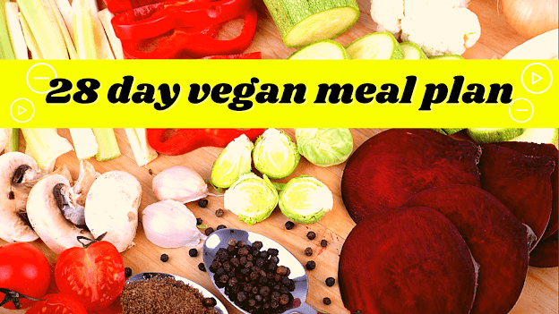 create-a-28-day-vegan-program