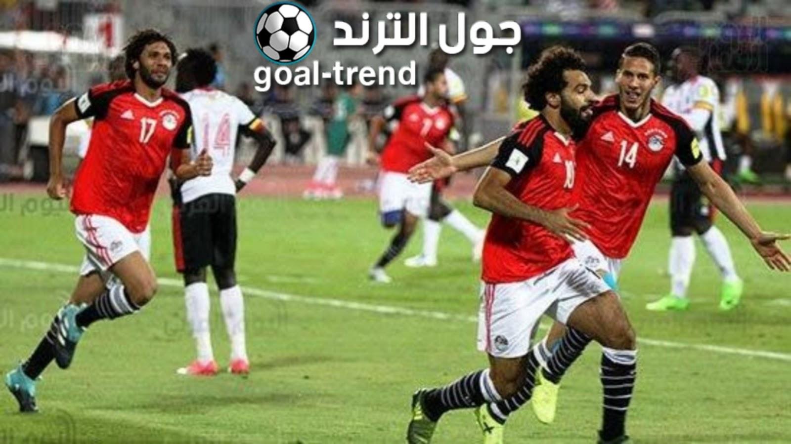 نتيجة مواجهة مصر واوغندا في كأس امم افريقيا