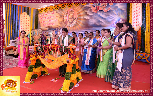 Lord-Ram-navami-utsav-ramjanm-function-Bandra-east