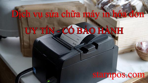 sửa lỗi máy in hóa đơn