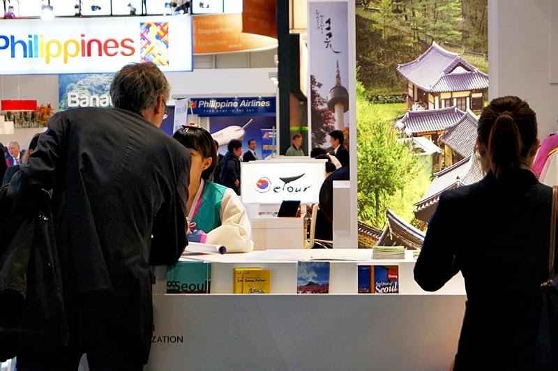 ITB BERLIN 2014 (Korea E Tour)