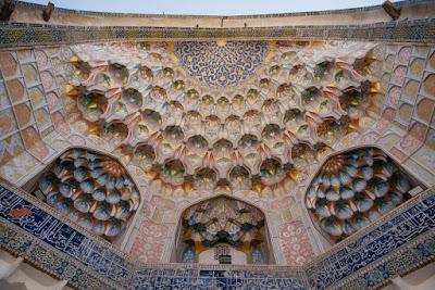 """Ceilings of Uzbekistan"" 5"