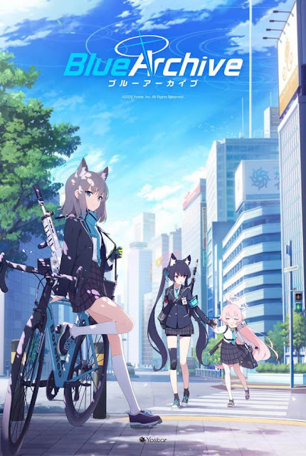 Blue Archive Reveals Release Date Through New PV