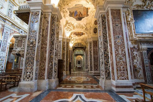 Chiesa del Gesù (Casa Professa)-Palermo