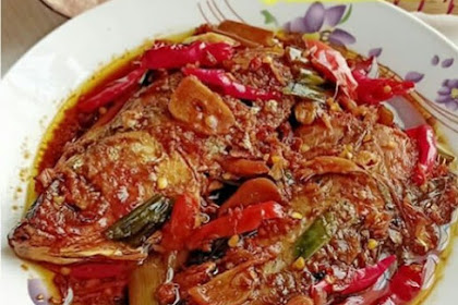 Resep Bandeng kecap masakan rumah rasa restoran