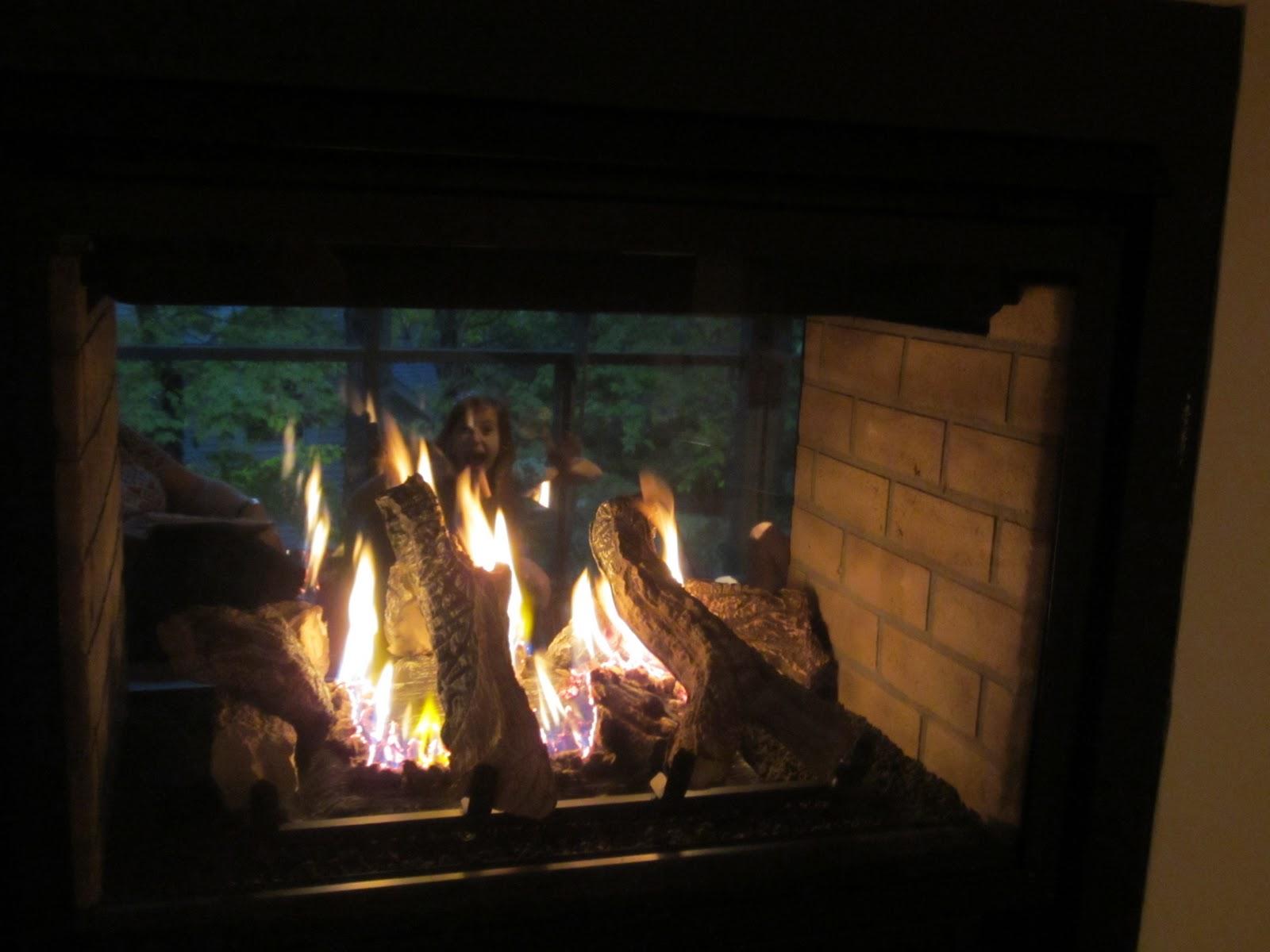 Gio Gio Design Heat N Glo Twilight Ii Indoor Outdoor Gas