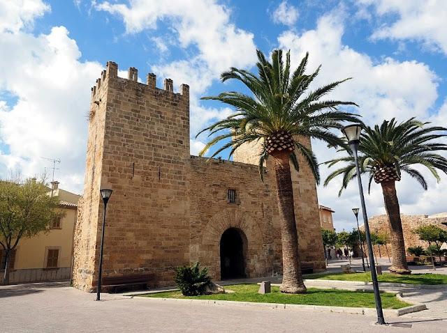 Alcúdia (Mallorca).