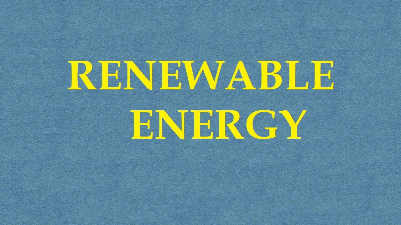Renewable Energy ICAR E course Free PDF Book Download e krishi shiksha