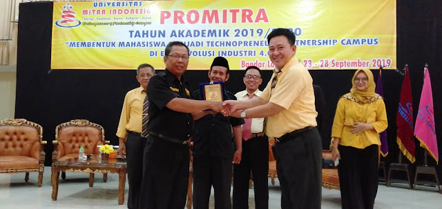Di PROMITRA, GRANAT Lampung Sampaikan P4GN