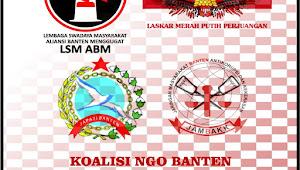 Gabungan NGO Turun Aksi Menuntut Bongkar KKN di Dindikbud Banten