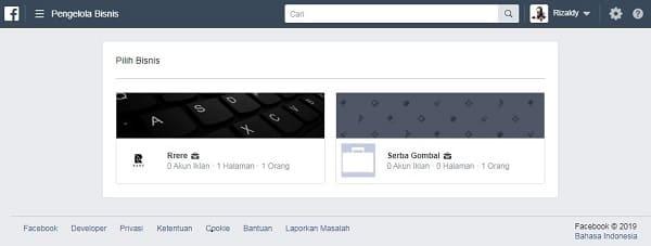 cara claim situs di facebook