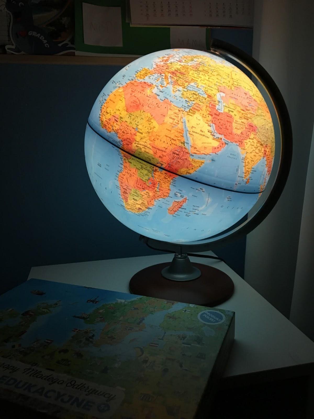 jak wybrać globus